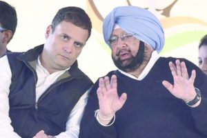 Punjab CM Amarinder meets Rahul, discusses 2019 polls roadmap