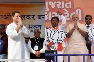 PM Modi, Rahul to address rallies in Gujarat
