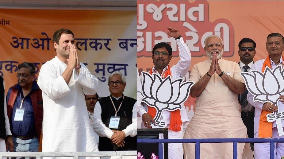 Narendra Modi, Rahul Gandhi, Gujarat elections 2017, Gujarat polls