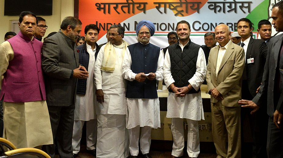 Rahul Gandhi, elections