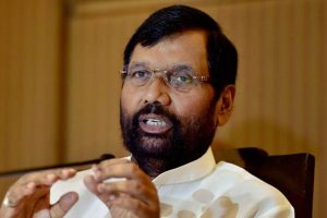 Never seen such a hardworking PM: Ram Bilas Paswan