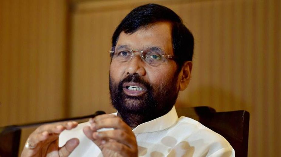 Ram Vilas Paswan, Food Minister, food items