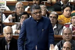 Prasad warns FB of strong action if it sways electoral process