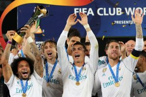Real Madrid to end 2017 atop UEFA rankings
