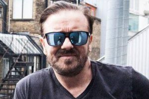 Ricky Gervais drinks alcohol 'everyday'