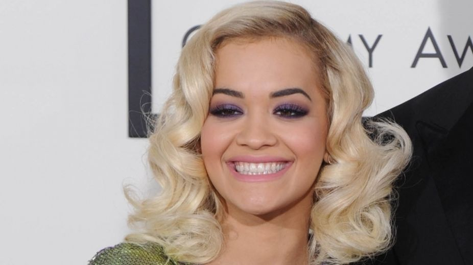 Rita Ora, Gold Tooth, Social Media, Singer
