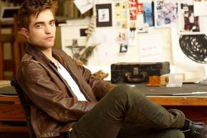 Robert Pattinson  excited to play 'funny psychopath'