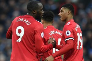 Premier League: Manchester United push West Brom into drop zone
