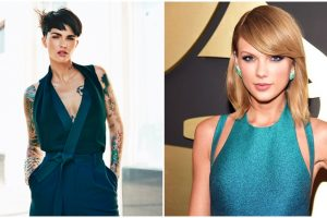 Ruby Rose wants duet with Taylor Swift