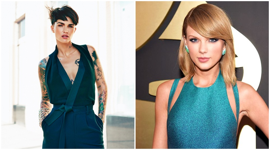 Ruby Rose, Taylor Swift