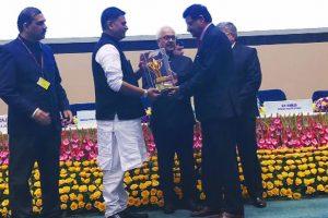 BBMB gets national level prize