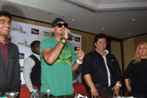 Sean Paul excited about performing in India again