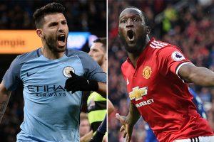 Premier League: Team news, lineups for Manchester United vs Manchester City