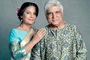Shabana Azmi, Javed Akhtar clock 33 years of marriage