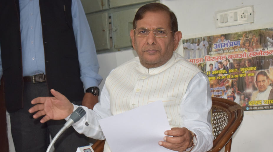 Sharad Yadav, Delhi High Court, salary refund, Rajya Sabha MP
