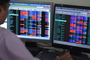 Sensex zooms 318 pts; Nifty tops 10,500-mark