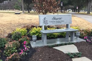 Bench in memory of Sherin Mathews unveiled in Dallas