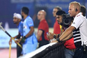 Coach Marijne satisfied with India's bronze medal finish at HWL Final