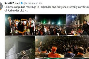 Gujarat elections: BJP bombards Saurashtra with 'star campaigners'
