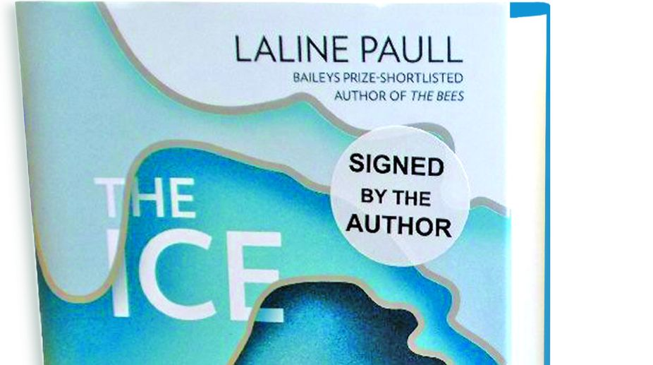 Global warming, economic apartheid, Laline Paull