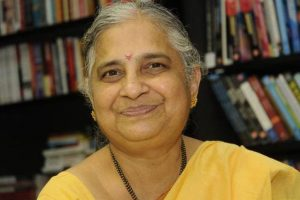Acting in films isn't easy: Sudha Murthy