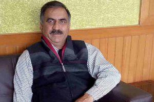 HP voters are 'politically alert': Sukhvinder Singh Sukhu