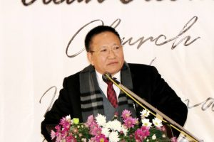 Zeliang to be DAN Chief Ministerial candidate in 2018 Nagaland poll