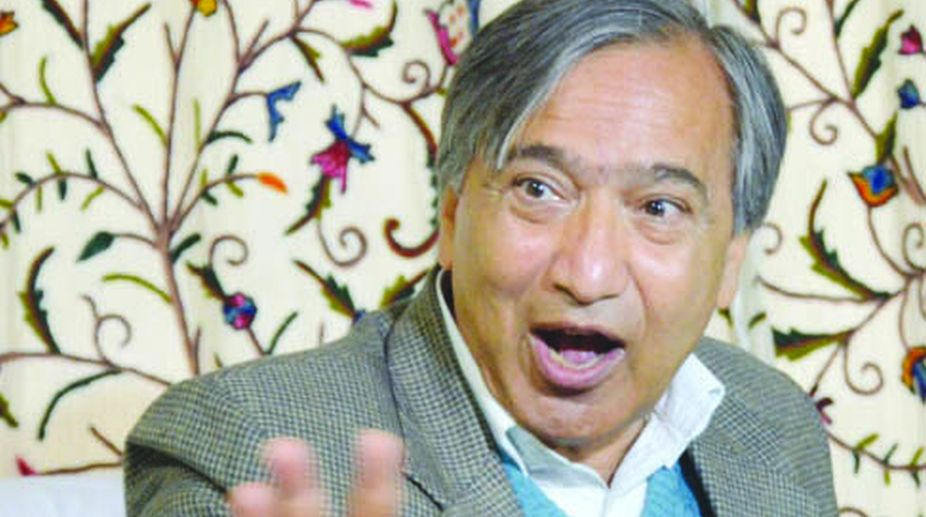 CPM MLA, Mohammad Yousuf Tarigami, Rajnath Singh, stakeholders, J-K issue