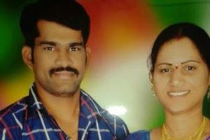 Paramour posing as woman's husband after killing him arrested
