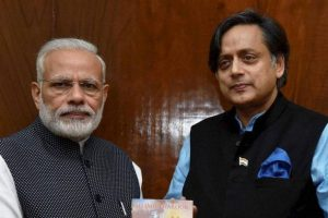 Cyclone Ockhi: Tharoor holds 'constructive discussion' with PM Modi