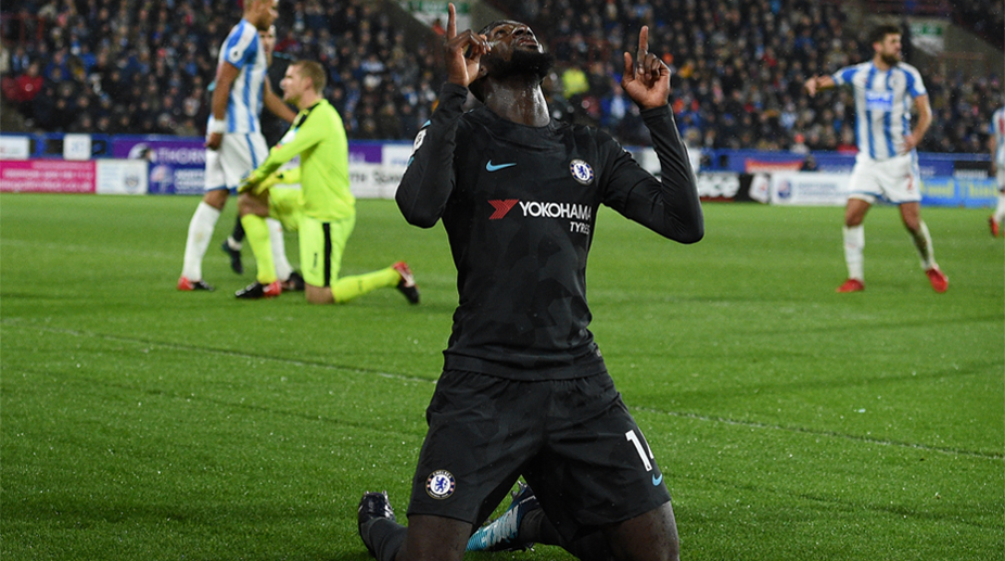 Tiemeoue Bakayoko, Chelsea F.C., Premier League