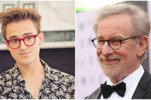 Steven Spielberg wanted to direct musical for Tom Fletcher