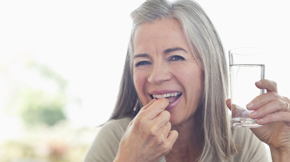 'Calcium, vitamin D supplements not harmful for older people'