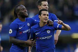 Premier League: 5-star Chelsea hammer Stoke City