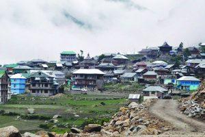 Last village on Indo-Tibetan border loses ethnic look