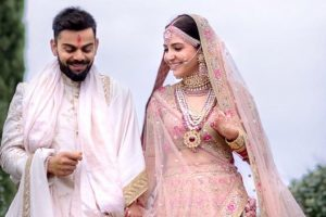 Is Virat Kohli-Anushka Sharma the loveliest Cricket-Bollywood wedding pair?