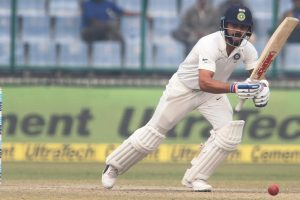 After getting out cheaply Virat Kohli makes an 'unwanted' record