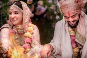 Anushka Sharma, Virat Kohli get married in Italy