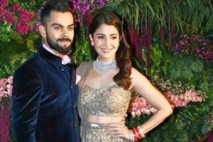 Stars from cricket, cinema world light up Virushka's wedding reception