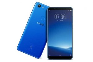 Vivo V7 'Energetic Blue' colour variant launched in India at Rs. 18,990