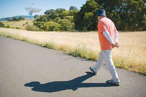 Slow walking speed in elderly may signal dementia risk