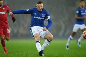 Premier League: Resurgent Wayne Rooney guides Everton past Swansea