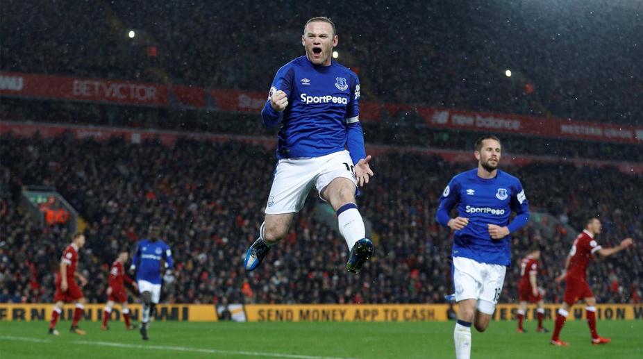 Wayne Rooney, Everton F.C, Premier League