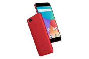 Xiaomi Mi A1 Special Edition Red colour launched; permanent price cut to Rs. 13,999