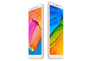 Xiaomi Redmi 5 and Redmi 5 Plus with 18:9 edge-to-edge display launched in China