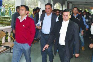 Court extends judicial custody of arrested cops till 19 Dec