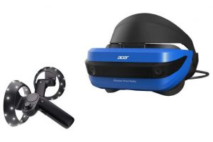 Acer brings Windows Mixed Reality headset to Indian market