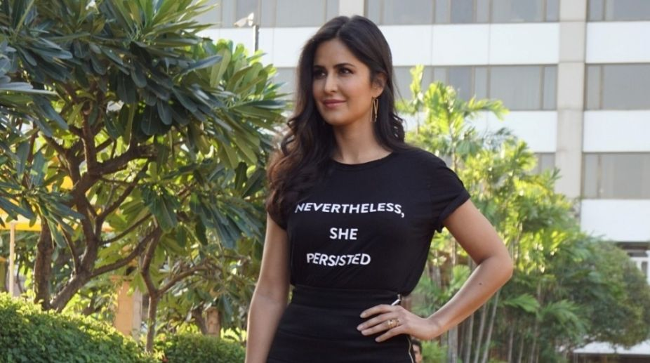 Katrina Kaif, Education, Rajasthan