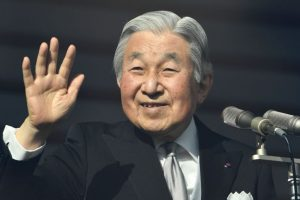 Japanese Cabinet approves Emperor Akihito's abdication date