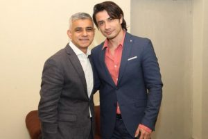 Ali Zafar welcomes London Mayor to Pakistan